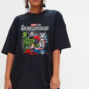 Marvel Avenger Endgame dalmatian vengers Avengers shirt 2