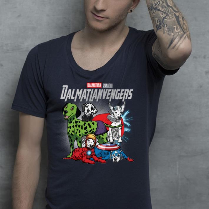 Marvel Avenger Endgame dalmatian vengers Avengers shirt 4 - Marvel Avenger Endgame dalmatian vengers Avengers shirt