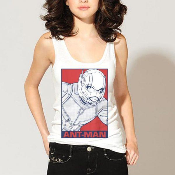Marvel Avengers Endgame Ant-Man Pop Art shirt