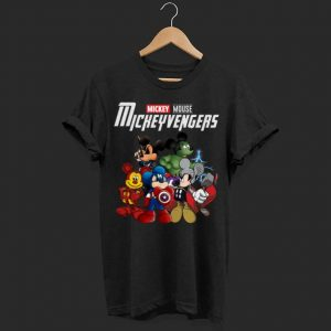 Marvel Avengers Endgame Mickey ladies shirt