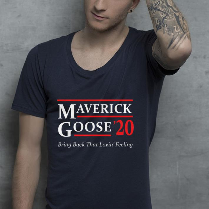 Maverick and Goose 2020 Presidential shirt 4 - Maverick and Goose 2020 Presidential shirt