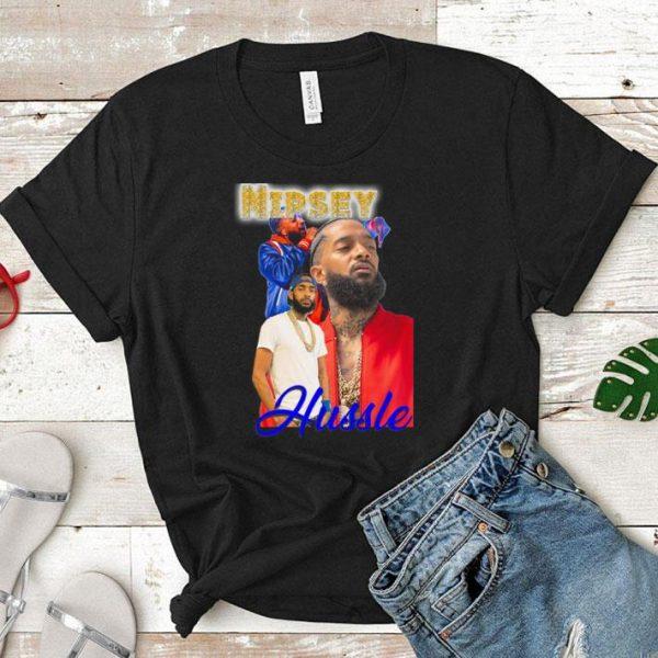 Nipsey Hussle Retro Rap shirt