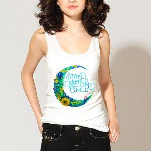 Stay Wild Moon Child Hippie shirt 2
