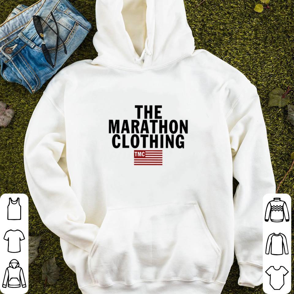 3d3ae9c53 The Marathon clothing TMC RIP Nipsey Hussle shirt, hoodie, sweater ...