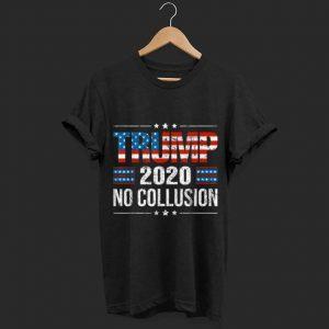 Trump 2020 No Collusion shirt