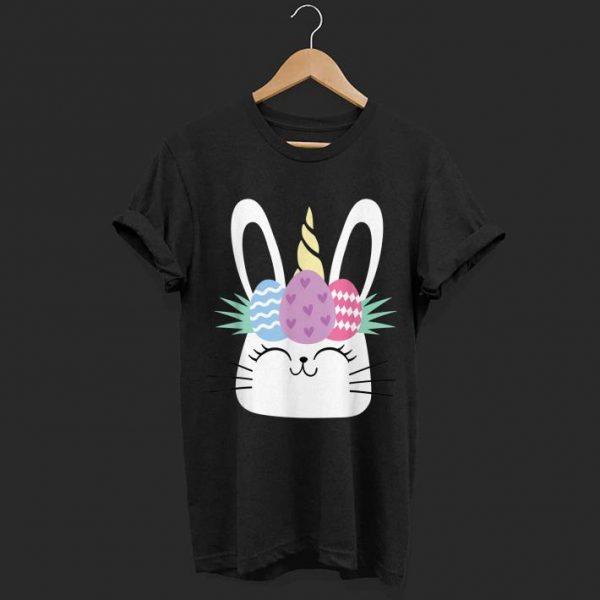 Unicorn Easter Bunny Egg shirt