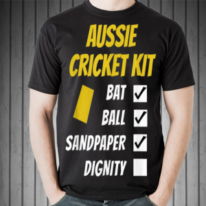 Aussie Cricket Kit shirt