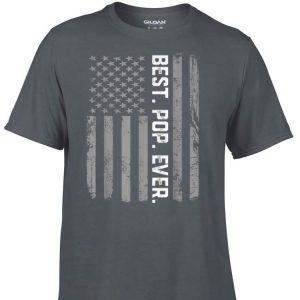 Best Pop Ever Vintage American Flag shirt