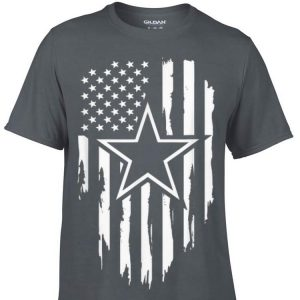 Cowboy Dallas Flag football father day shirt