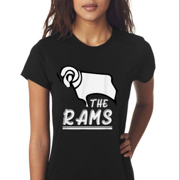 Derby County The Rams shirt