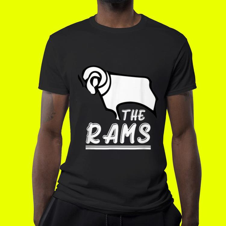 Derby County The Rams shirt 4 - Derby County The Rams shirt