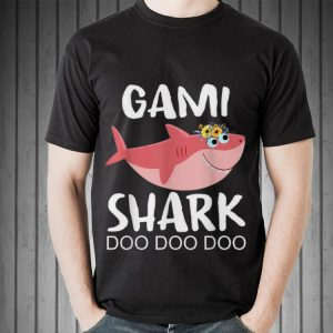 Gami Shark Doo Doo Doo Mother Day shirt