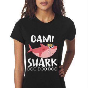 Gami Shark Doo Doo Doo Mother Day shirt 2