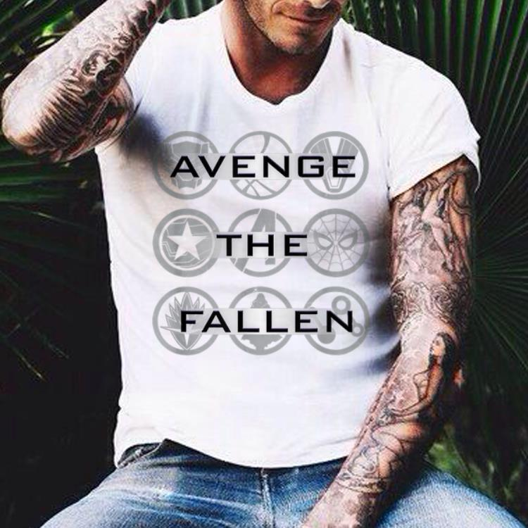 Marvel Avengers Endgame Avenger The Fallen Icons shirt 4 - Marvel Avengers Endgame Avenger The Fallen Icons shirt