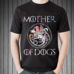 Mother of Dogs Floral Flower Game OF Thrones 1