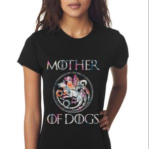 Mother of Dogs Floral Flower Game OF Thrones 2