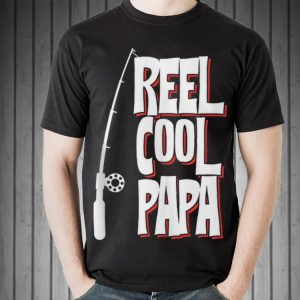 Reel Cool Papa Fishing Father day
