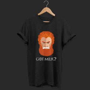 Tormund Giantsbane Got Giant's Milk shirt