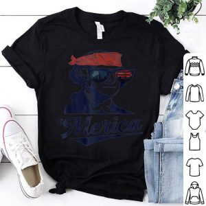 4th Of July American President George Washington shirt