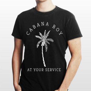 Cabana Boy Novelty Humor shirt