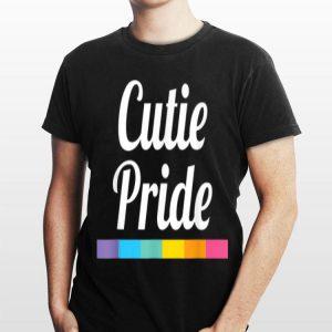Cutie Pride Lgbtq shirt