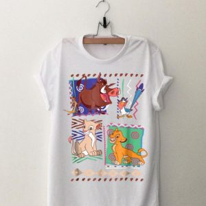 Disney Lion King Simba And Timon shirt