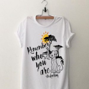 Disney Lion King Simba Timon Sunset Quote shirt