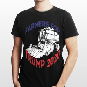 Farmers For Trump 2020 For Farmers And Ranchers Tee shirt
