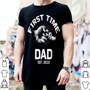 First Time Dad Father Day shirt