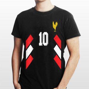 France Soccer Jersey French Football Retro shirt