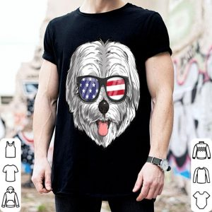 Maltese Dog Patriotic Usa 4th Of July American shirt