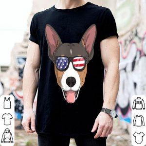 Rat Terrier Dog Patriotic Usa 4th Of July American Flag shirt