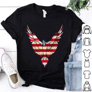 USA Eagle 4th of July American Flag Cool Vintage shirt