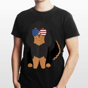4Th Of July Cavalier King Charles Spaniel Dog Patriotic Usa shirt