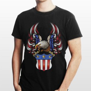 American Flag Eagle 4Th Of July Independence Day Patriotic shirt
