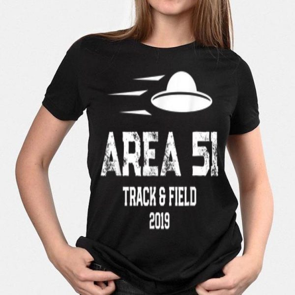 Area 51 Track and Field Running shirt
