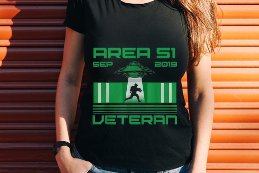 Area 51 Veteran Sep 2019 UFO hoodie 1 - Area 51 Veteran Sep 2019 UFO hoodie