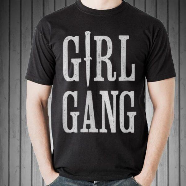 Awesome Knife Girl Gang shirt