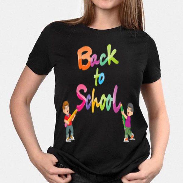 Back To Shool for Kids and Teacher 7 shirt