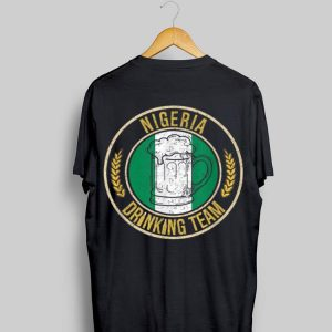 Beer Nigeria Drinking Team Casual shirt