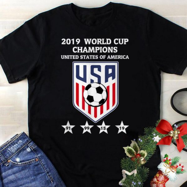 Best price 2019 World Cup Champions United States Of America Women Soccer shirt