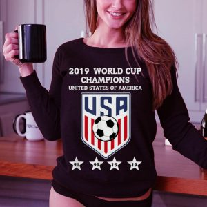 Best price 2019 World Cup Champions United States Of America Women Soccer shirt 2