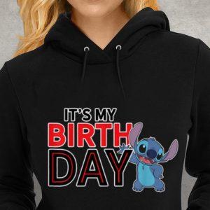 Disney Lilo and Stitch It's My Birthday Youth tee