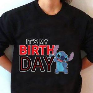 Disney Lilo and Stitch It's My Birthday Youth tee 2
