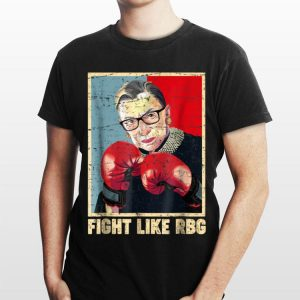 Fight Like Rbg Ruth Bader Ginsburg shirt