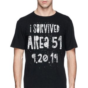 I Survived Area 51 9.20.19 Storm Storming Area51 shirt