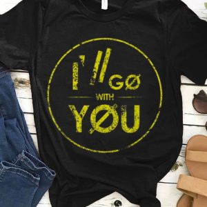 I'll Go With You Grunge Vintage guy tee