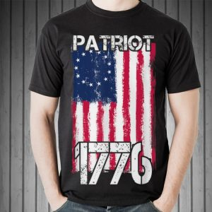 Independence Day Patriot 1776 Betsy Ross Flag 4th Of July Sweater 1