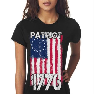 Independence Day Patriot 1776 Betsy Ross Flag 4th Of July Sweater 2