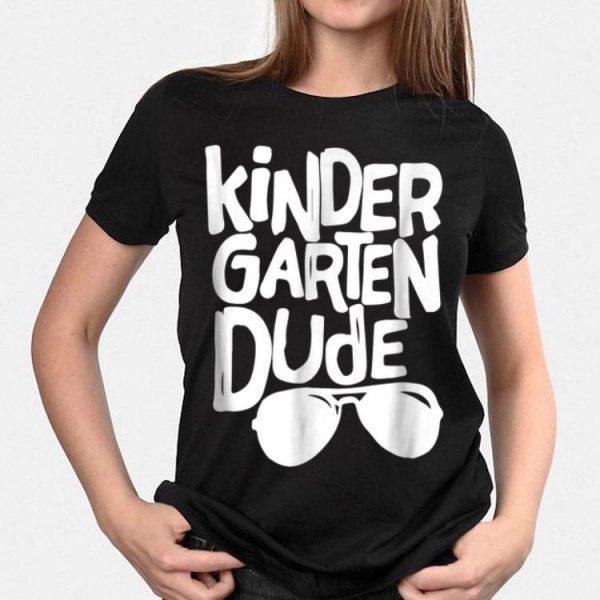 Kindergarten Dude Kindergarten Tee School Tee shirt